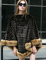 Women's Wrap Capes Faux Fur Wedding Party/ Evening
