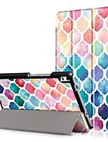 Copertina per copertina di carta per tabulova lenovo tab4 4 8 tb-8704f tb-8704n 8704 con protezione dello schermo