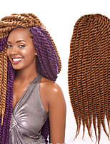 Havana mambo Twist crochet Braiding hair extension kanekalon synthetic hair for Braids  12root/pack crochet twist 6-8pcs/head braids extensions