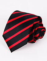 Men's Fashion Casual Polyester Jacquard High-End Business Tie