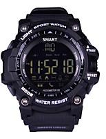 Relógio InteligenteImpermeável Suspensão Longa Calorias Queimadas Pedômetros Tora de Exercicio Esportivo Informação Controle de Mensagens