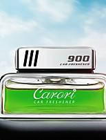 Voiture air outlet grille parfum ocean cologne floral forest purificateur d'air automobile