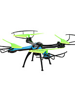 Drone JJRC H98WH Blue 4CH 6 Axis With 0.3MP HD Camera FPV One Key To Auto-Return Headless Mode 360Rolling Access Real-Time Footage Hover