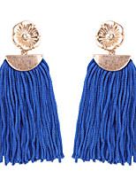 Per donna Orecchini a goccia Gioielli Classico Personalizzato Tasselli Di tendenza stile della Boemia Perla Lega Gioielli PerMatrimonio