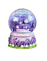 Bälle Spieluhr Spielzeuge Kreisförmig Romantisch Stücke Kinder Mädchen Geschenk