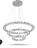 Lampadario dimmable led illuminazione moderna soffitto sospensione lampadari lampadari illuminazione con telecomando