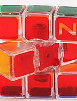 Zauberwürfel Glatte Geschwindigkeits-Würfel Lindert Stress Magische Würfel Kunststoff Rechteckig Quadratisch Geschenk