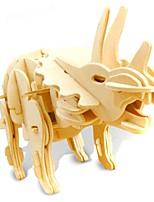 Пазлы Набор для творчества 3D пазлы Строительные блоки Игрушки своими руками Динозавр
