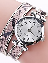 Per donna Orologio alla moda Orologio braccialetto Creativo unico orologio Orologio casual Cinese Quarzo Lega Banda Ciondolo Casual classe