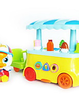 Toy Cars Toy Instruments Toys Duck Plastics Cartoon Pieces Kids' Gift
