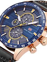 Per uomo Orologio sportivo Orologio alla moda Orologio da polso Creativo unico orologio Orologio casual QuarzoCalendario Cronografo