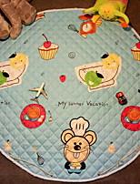 Cotton Quilting Baby Crawling Mats To Accommodate Mats Cartoon Children Game Mats Non-Slip