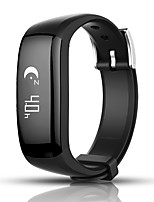 Smart Bracelet IP67 Water Proof Long Standby Calories Burned Pedometers Sleep Tracker Call Reminder Alarm Clock for Ios& Android