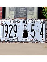 Wall Decor Iron Vintage Wall Art,1