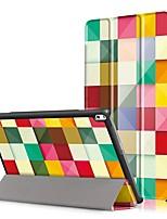 Tampa da capa de impressão para lenovo tab4 guia 4 10 mais x704f tb-x704f tab4-x704n com protetor de tela