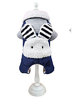 Dog Harness Dog Clothes Casual/Daily Animal