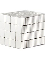 Magnet Toys 1000 Pieces 5*5*2 MM Stress Relievers DIY KIT Building Blocks Educational Toy Super Strong Rare-Earth Magnets Magnetic Blocks