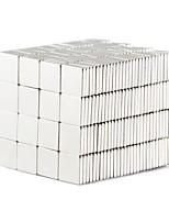 Magneti giocattolo Pezzi MM Allevia lo stress Kit fai-da-te Magneti giocattolo Cubi Puzzle 3D Gioco educativo Super Strong terre rare