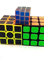 Rubik's Cube Smooth Speed Cube Scrub Sticker Stress Relievers Magic Cube Engineering Plastics Synthetic Yarn Square Gift