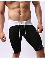 Per uomo Slip, shorts e pantaloni Solidi