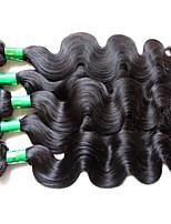 Недорогие -хорошее качество 10a индийские remy комплекты выдвижений человеческих волос 5pieces 500g серия естественные индийские виргинские волосы