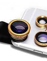 DONEWS Smartphone Camera Lenses  0.45X Wide Angle Lens 12.5X Macro Lens 12X Long Focal Lens for iphone Huawei xiaomi samsung