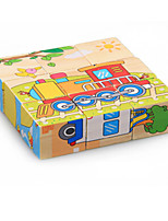 3D Puzzles Educational Toy Jigsaw Puzzle Toys Car Animals Not Specified Pieces