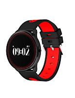 Smart-Armband Wasserdicht Long Standby Verbrannte Kalorien Schrittzähler Übungs Tabelle Sport Herzschlagmonitor Distanz Messung Blutdruck