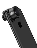 Lentilles de caméra de smartphone momax grand angle 20x lentille de poisson macro lentille focale longue pour iphone 7 plus