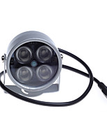48 LED IR Lights Illuminator Night Vision Light for Security CCTV Camera