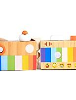 Educational Toy Kaleidoscope Construction Tools Toys Camera Shape Toys Boys Girls' 1 Pieces
