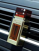Car Air Outlet Grille Perfume Creative Tuyere Perfume Automotive Air Purifier