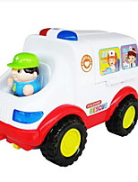 Pretend Play Wind-up Toy Toy Cars Ambulance Vehicle Toys Truck Toys Plastics Pieces Not Specified Gift