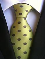 Da uomo Per tutte le stagioni Collarini Cravatta,Pois
