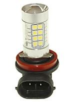 Sencart 1pcs H11 PGJ19-2 for Car Headlight Kit bulb Automotive Lighting head lamp fog(White/Red/Blue/Warm White) (DC/AC9-32V)