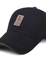 Men's Cotton Sun Hat,Hat Solid Spring/Fall