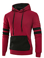Hot Sale High Quality Men's Sports Holiday Hoodie Solid Hooded Cotton Long Sleeve Fall Winter Hoodies Male Hoody With Zipper Man Almirah Necessar