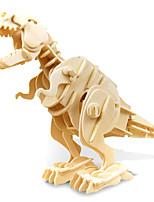 Puzzle Kit fai-da-te Puzzle 3D Costruzioni Giocattoli fai da te Dinosauro