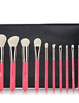 1set Bürsten-Satz- Künstliches Haar Andere Multi-Funktion Einfach zu tragen Andere Holz Herren Unisex Krankenpflege Augen Lippen Lippe