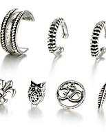 Per donna Orecchini a bottone Orecchini a goccia Di tendenza Vintage stile della Boemia Personalizzato bigiotteria Lega Gioielli Per