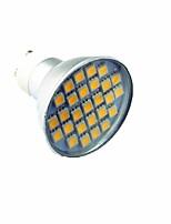 3W Faretti LED 27 leds SMD 5050 Decorativo Luce fredda 300lm 7000K AC220V