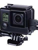 Action cam / Sport cam Custodie con supporto Per Gopro 4 Gopro 3 Gopro 3+ Corsa Cicismo su strada Sci Caccia Scalate