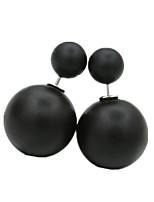 Per donna Orecchini a bottone Gioielli Perle finte Di tendenza Perle finte Lega Circolare Gioielli Per Quotidiano Appuntamento