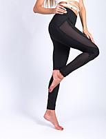 Damen Sexy Niedlich Aktiv Mittlere Hüfthöhe Mikro-elastisch Chinos Jogginghose Schlank Hose Solide