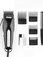 Trimmer per capelli Uomini e donne 220V-240V Disegno a mano Silenzioso Coda del cavo di alimentazione girevole a 360 ° Design ergonomico