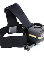 Fissaggio Frontale Pieghevole Antiscivolo Vite-on Resistenti Per Polaroid CubeCampeggio e hiking Ciclismo ricreativo Scalate Sport da