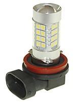 Sencart 1pcs H8 PGJ19-1 for Car Headlight Kit bulb Automotive Lighting head lamp fog(White/Red/Blue/Warm White) (DC/AC9-32V)
