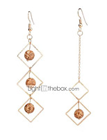 Women's Drop Earrings Geometric Alloy Jewelry For Gift Daily Casual Holiday Going out