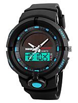 SKMEI Hombre Reloj Deportivo Reloj Militar Reloj de Moda Reloj de Pulsera Reloj creativo único Reloj digital Japonés Digital LED