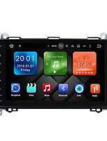 9-Zoll-Quad-Core Android 6.0.1 Auto Multimedia Audio GPS-Player-System keine DVD 2GB RAM in Wifi gebaut&3g ex-tv dab für benz b200